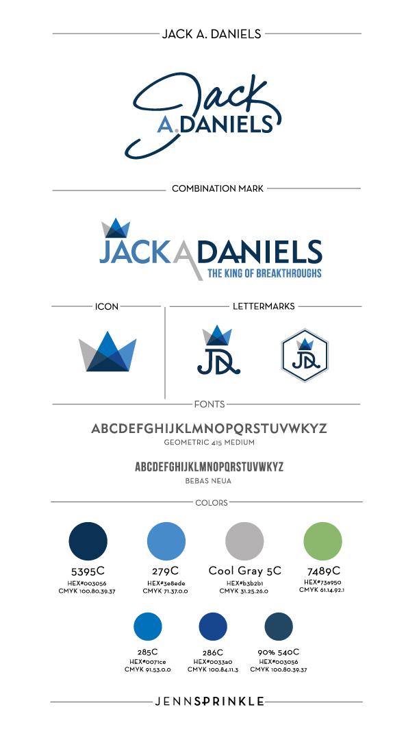 Jack-A.-Daniels-Brand-Board